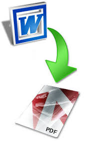 how to convert word doc to pdf free