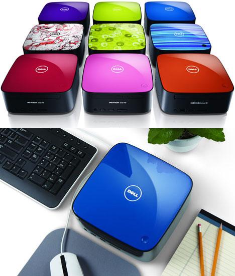 The Pc Version Of The Mac Mini The Dell Inspiron Zino Hd