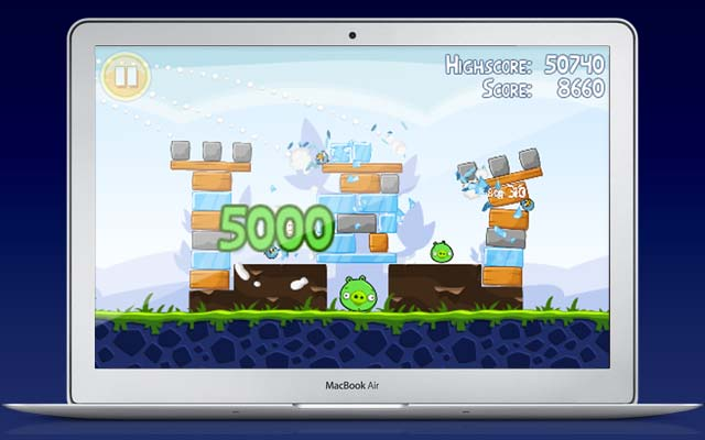 Angry Birds Is Now Available On Your Computer Apps