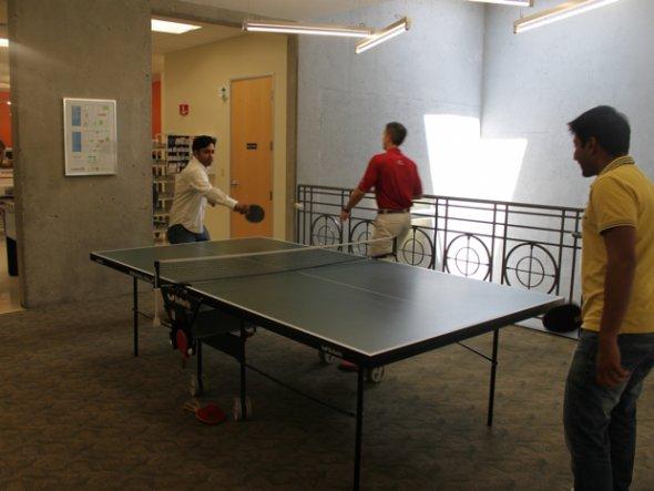Linkedin Tour Actual Photos Of The Linkedin Headquarters