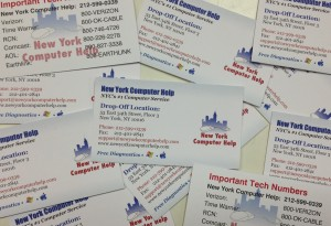 Best way to digitize your business cards how to import business best computer repair support in nyc colourmoves