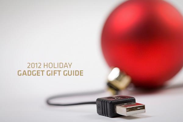 Best 2012 Tech Gifts - Best 2012 Gadget Gifts - Top 5 2012 Tech ...