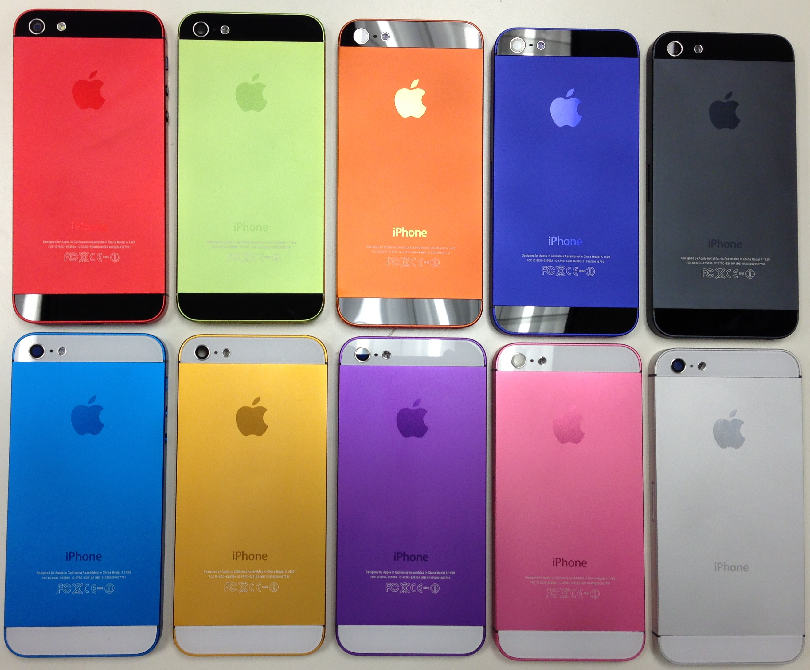 Best Nyc Iphone 5 Color Conversion Iphone 5 Color