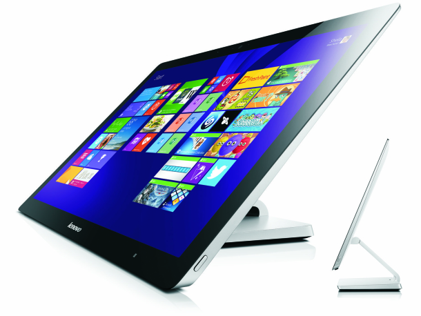Lenovo A740 Review Thinnest Lenovo Touch Screen Computer