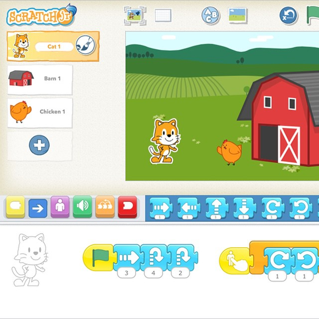 Coding For Kids Scratch Jr As Young As 5 Get Your Kids