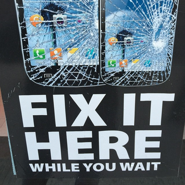 Fix Your Cracked Screen On Your Samsung Iphone Nexus
