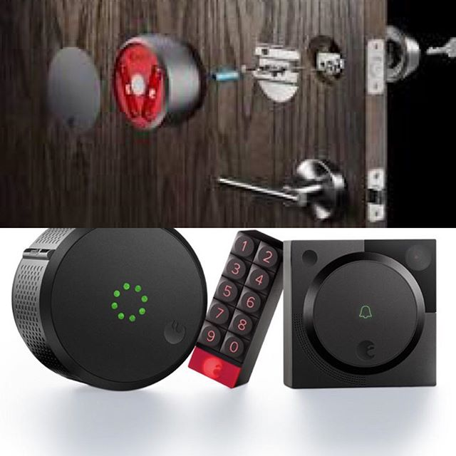 New Apple August Smart Lock With Homekit Finally Adds A