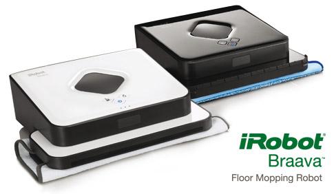 Irobot Braava Review Move Over Roomba New York