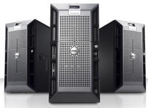 Dell server company setup