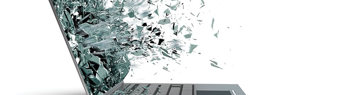 broken windows pc laptop screen to fix in NYC