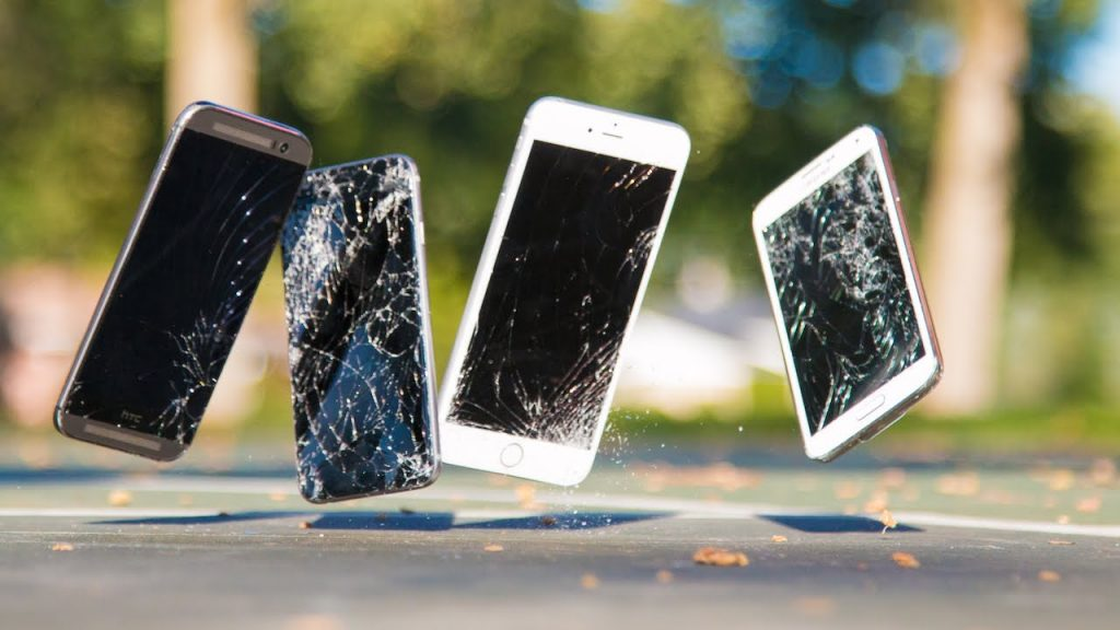 Which Glass Breaks More Iphone Screen Or Samsung Galaxy