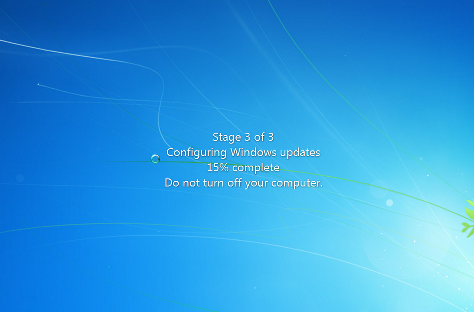 Why Do Windows Updates Take So Long To Install Windows