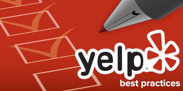 yelp best practices