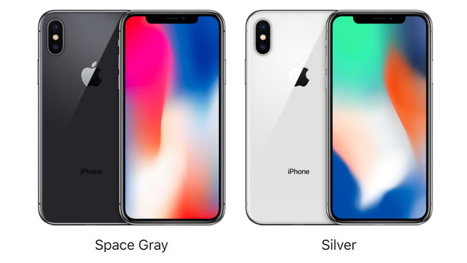 IPhone X Color Options