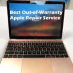 Best out of warranty Apple repair service