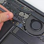 Macbook fan repair