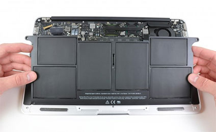 Macbook battery replacement service in NYC