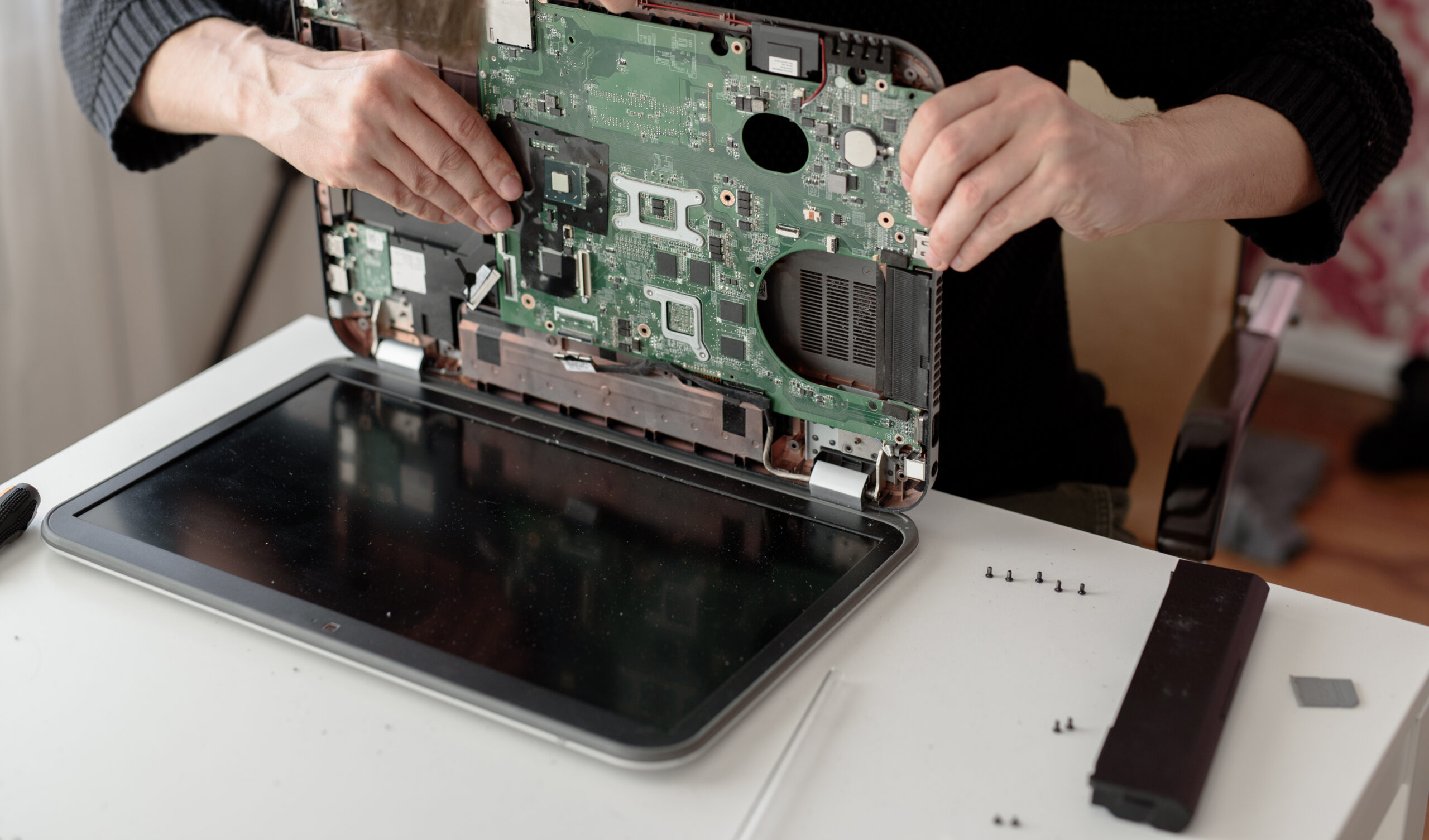 Windows laptop repair in NYC